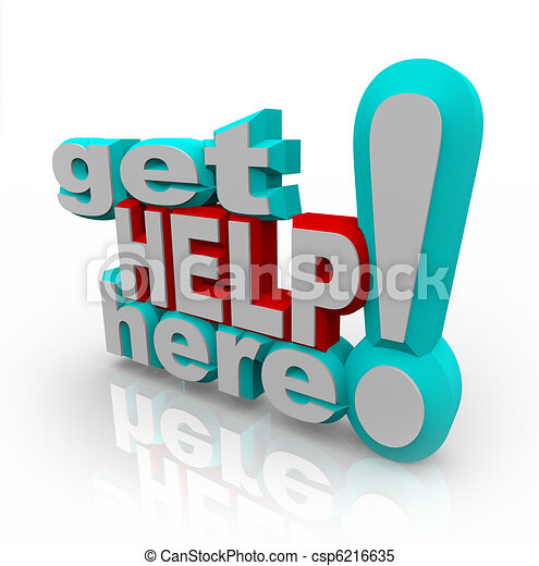 Consigue ayuda aquí, soluciones de servicio al cliente - csp6216635