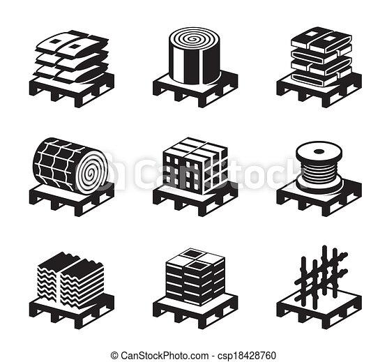 Construcción y materiales de construcción - csp18428760