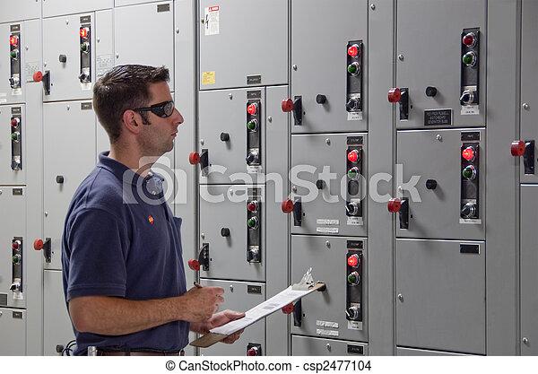 Contratista de mantenimiento - csp2477104