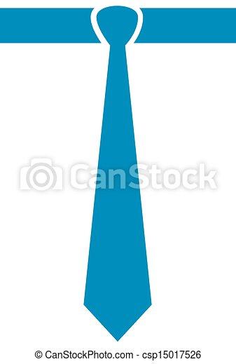 Grafico de corbata - csp15017526