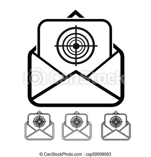 Correo de correo y correo - csp59599063