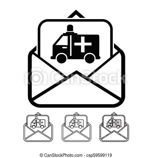 Correo de correo y correo - csp59599119