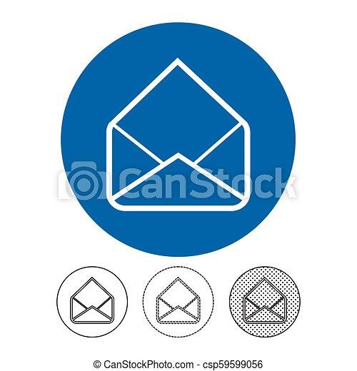 Correo de correo y correo - csp59599056