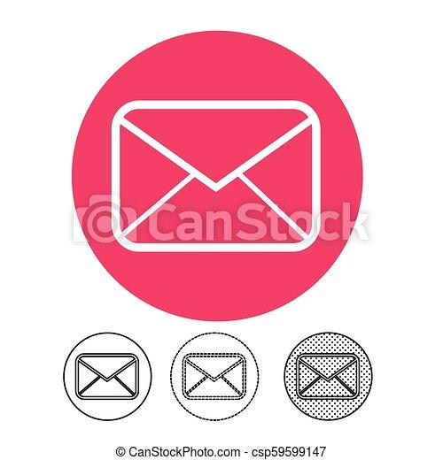 Correo de correo y correo - csp59599147