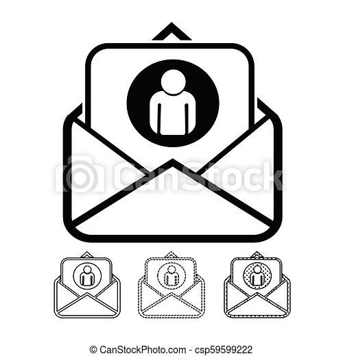 Correo de correo y correo - csp59599222