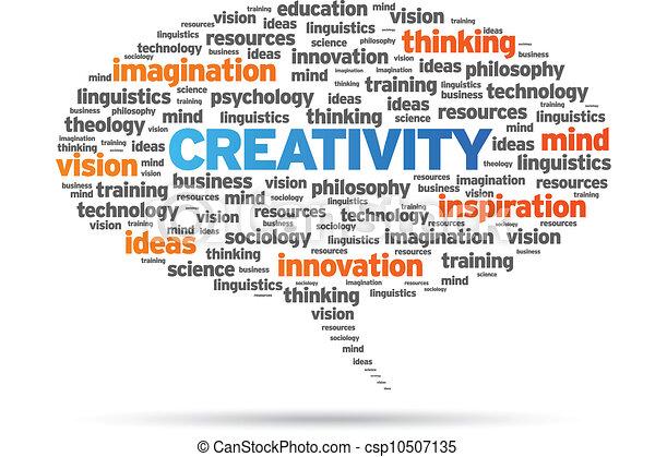 Creatividad - csp10507135