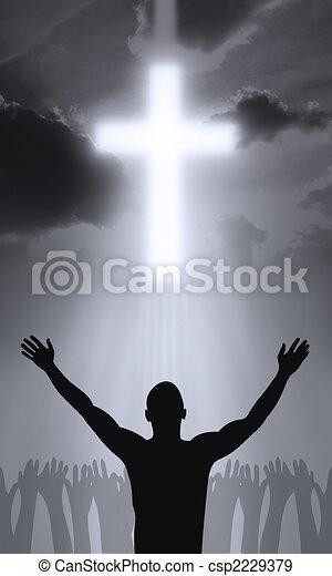La cruz - csp2229379