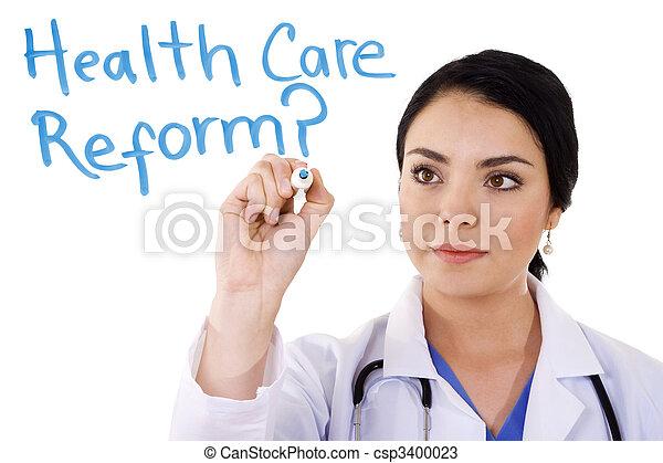 Reforma de salud - csp3400023