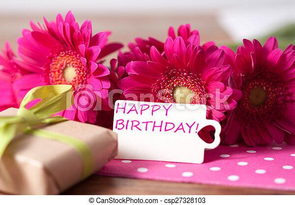 Feliz cumpleaños - csp27328103