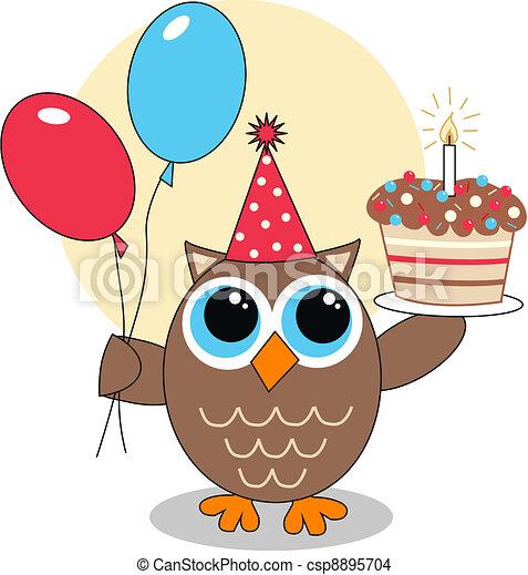 Feliz cumpleaños - csp8895704