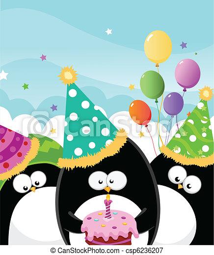 Feliz cumpleaños - csp6236207