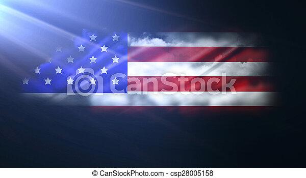 Día de la independencia - csp28005158