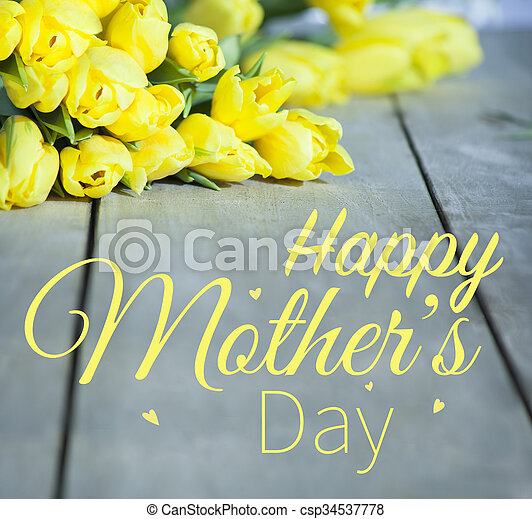 Día de la madre - csp34537778