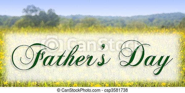 Día de los padres - csp3581738