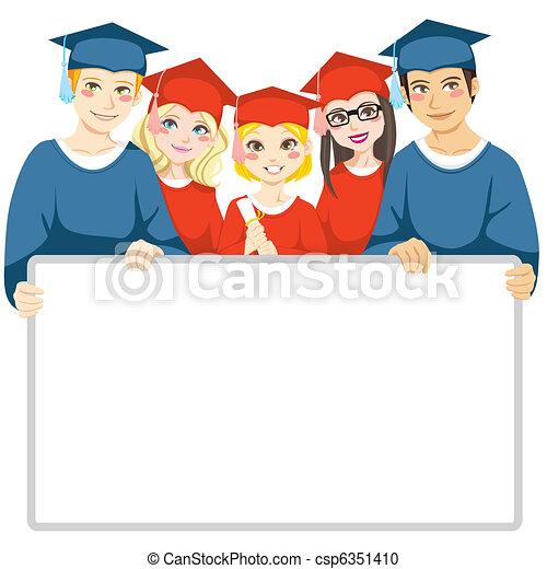 Día de graduación - csp6351410