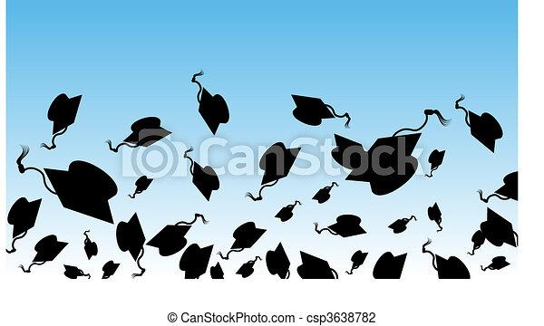 Día de graduación - csp3638782
