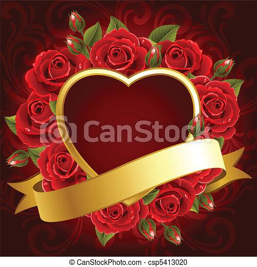 El pasado de San Valentín - csp5413020