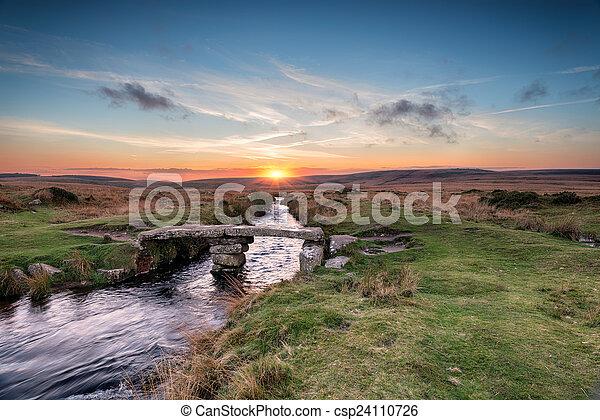Puente Dartmoor - csp24110726