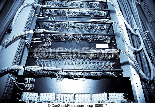 Centro de datos de la red - csp1006017