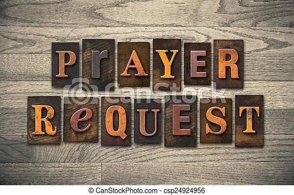 La oración pide un concepto de papel de madera - csp24924956