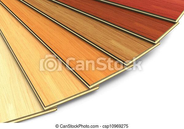 Construcción de madera laminada - csp10969275