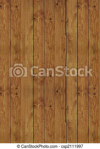 De madera - csp2111997