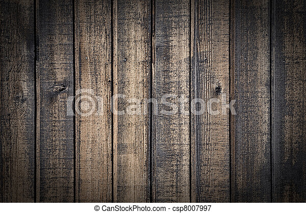 De madera - csp8007997