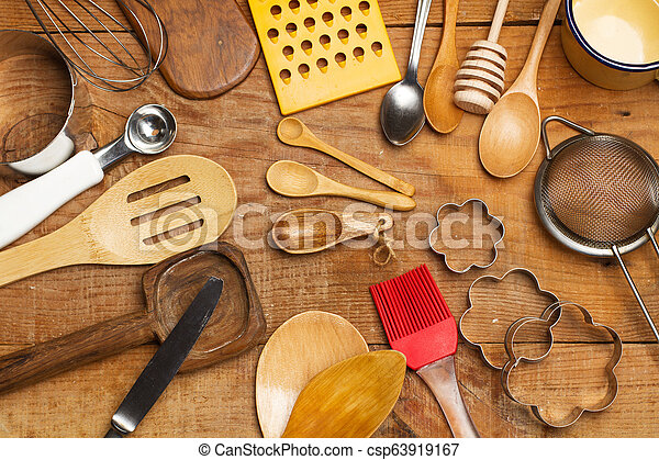 Utensilios de cocina - csp63919167