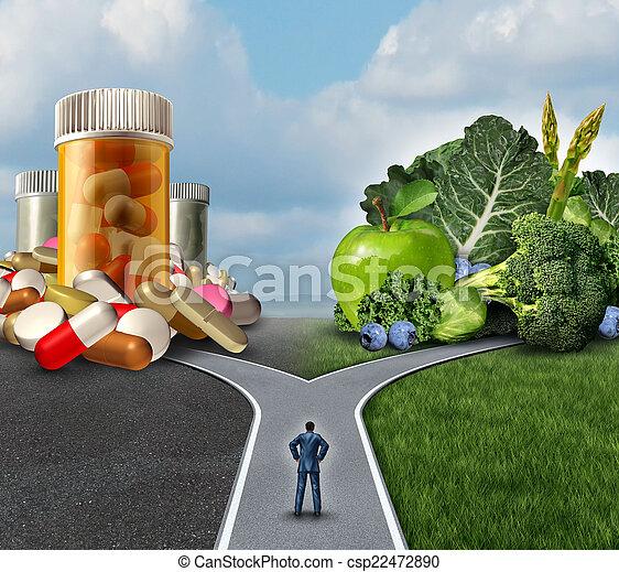 Decisión médica - csp22472890