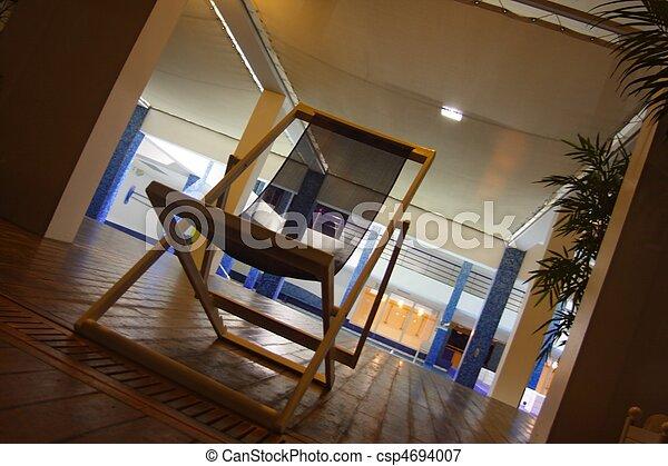 Silla de cubierta - csp4694007