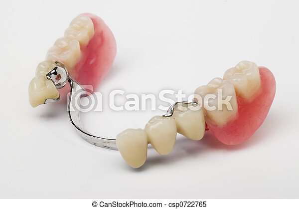 Prostesis dental - csp0722765