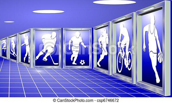 Deportes - csp6746672