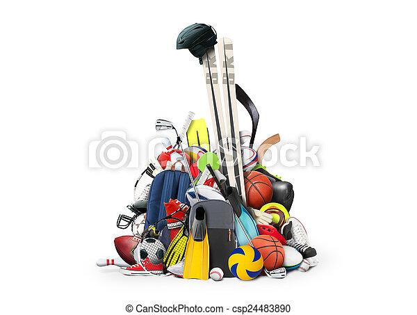 Deportes - csp24483890