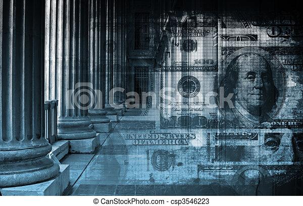 Banca en línea - csp3546223