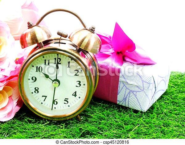 Reloj de alarma - csp45120816