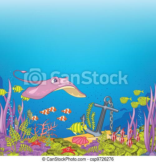 Diarios submarinos - csp9726276