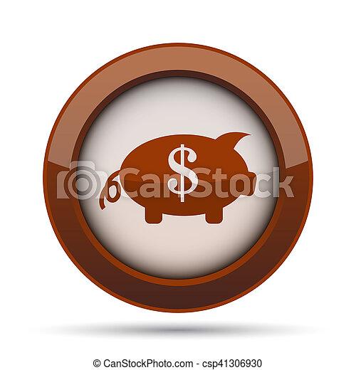 Ahorra dinero - csp41306930