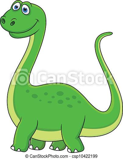 Dinosaurio - csp10422199