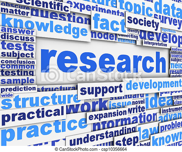 Diseño de carteles de investigación - csp10356664