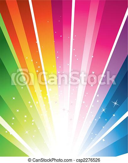 Diseño de colores - csp2276526