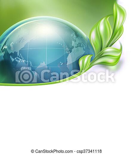 Diseño de protección ambiental - csp37341118