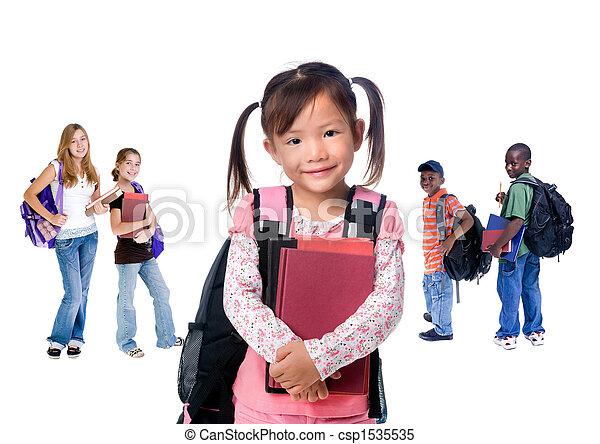 Diversidad en educación 007 - csp1535535