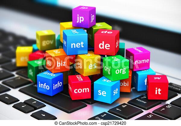 Internet y el concepto de dominio - csp21729420