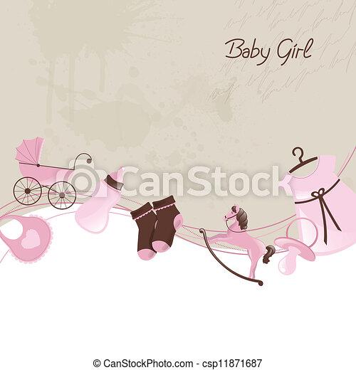 Ducha de bebé - csp11871687