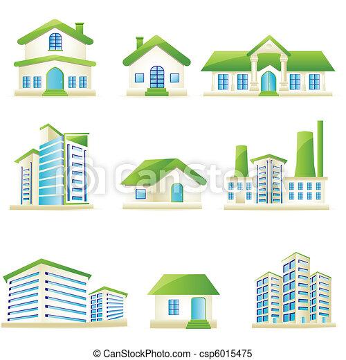 Edificio de arquitectura - csp6015475