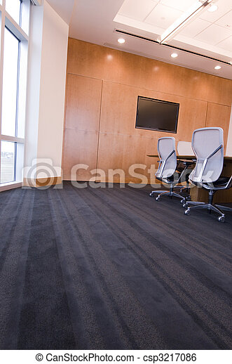 Edificio de oficinas en Florida - csp3217086