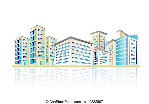 Edificio - csp9332807