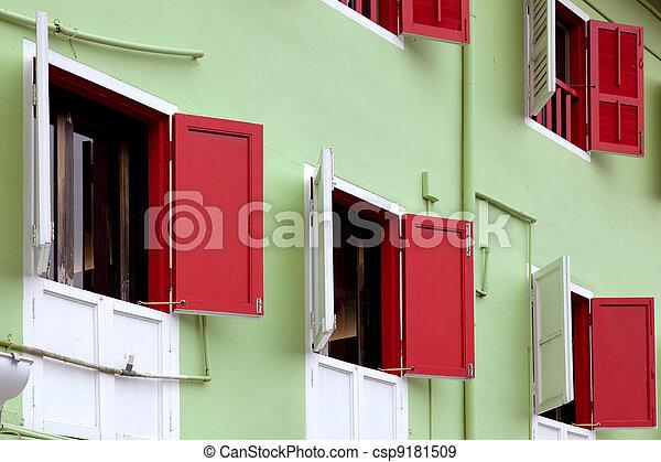 Construcciones cerradas en Singapore - csp9181509