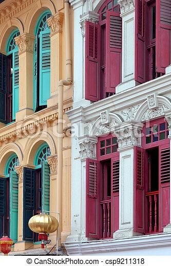 Construcciones cerradas en Singapore - csp9211318