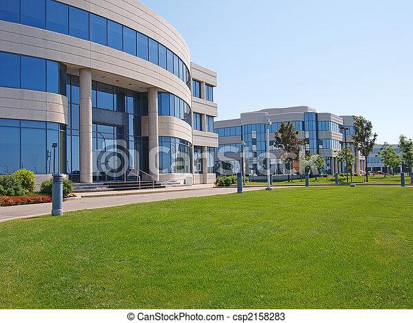 Edificios de oficina - csp2158283